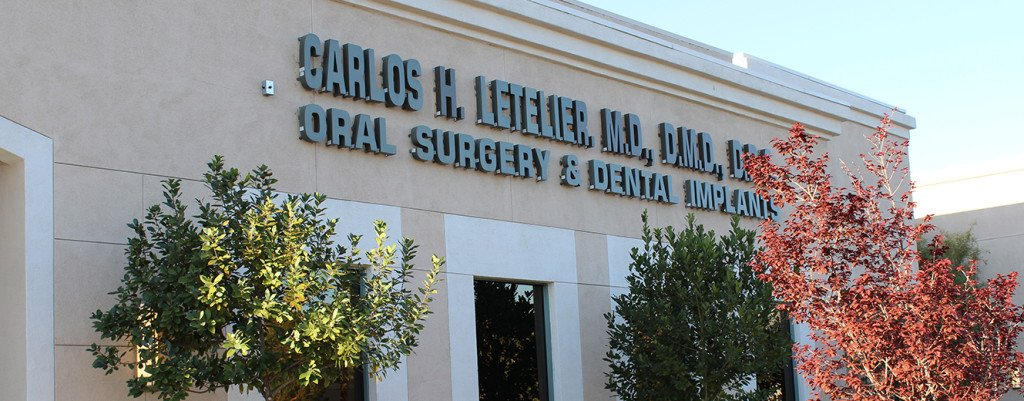 Center for Oral Surgery and Dental Implants of Las Vegas Office Building