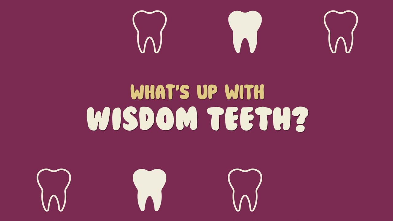 Whats up with Wisdom Teeth?
